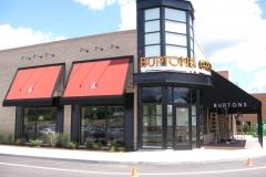 Burton's Grill Awning
