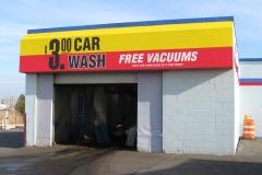 Car Wash Awning